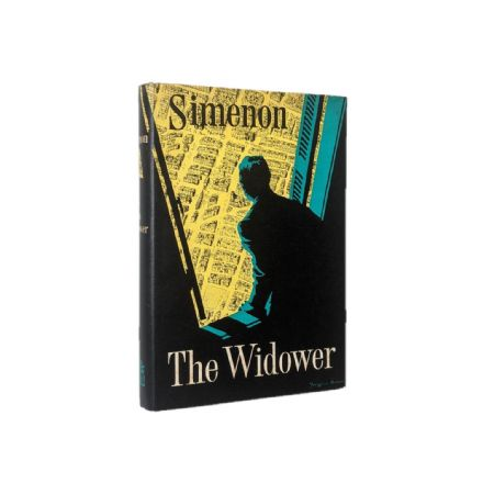 The Widower by Georges Simenon First Edition Hamish Hamilton 1959